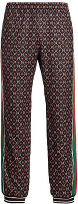 Gucci GG Star Print Loose Jogging Pants