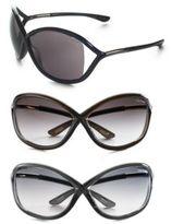 Eyewear Whitney 64MM Oversized Sunglasses
