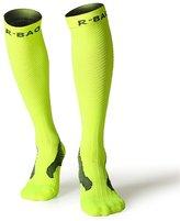 West Biking Cycling Compression Socks 20-25 mmHg for Men & Women Multi-sports Athletic Wear