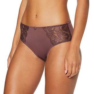 Susa Women's Latina Boy Short, Purple (Mauve 8), (Size: 38)