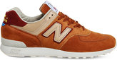 New Balance 576 Suede Trainers