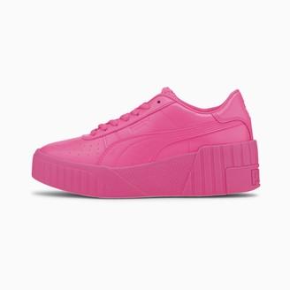 Puma Cali Wedge Pretty Pink Women's Sneakers
