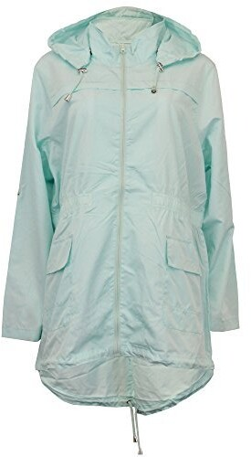 Thumbnail for your product : Brave Soul Ladie's Jacket RAVEPLNE Mint UK 20