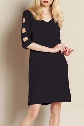 Clara Sunwoo Ladder Sleeve Dress