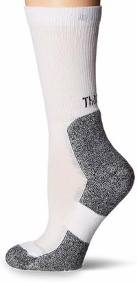 Thorlos Women's Lite Running Thin Padded Crew Socks
