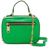 Milly Astor Leather Mini Satchel