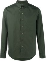 By Walid - chest pocket shirt - men - Cotton - S