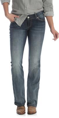 Wrangler Women's Retro Low Rise Bootcut Jean