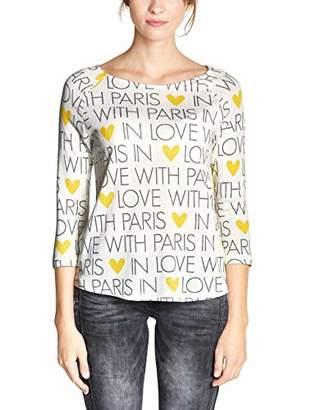 Street One Women's 313945 Bathia T-Shirt,18 (Size: )