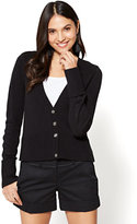 New York & Co. 7th Avenue - V-Neck Cardigan