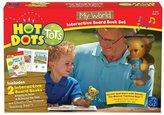 Educational Insights Hot Dots Tots My World Interactive Board Books