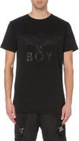 Boy London Eagle logo neoprene t-shirt
