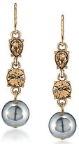 Carolee West Side Triple-Drop Earrings