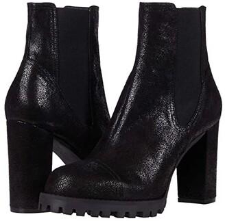 Stuart Weitzman Wenda (Black) Women's Shoes
