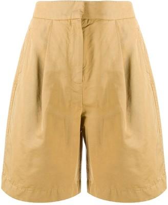 YMC Wide Leg Shorts