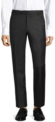 Isaia Gregory Basic Wool Trousers
