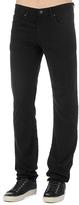 AG Jeans Matchbox Slim Straight Jean In Super Black