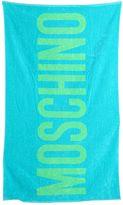 Moschino Cotton Beach Towel