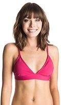 Roxy Women's Sunset Paradise Fixed Tri Bikini Top