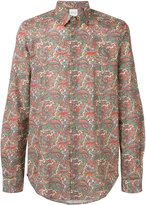 Paul Smith paisley print shirt - men - Cotton - S