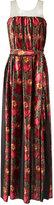 Cecilia Prado printed gown - women - Polyester/Spandex/Elastane - P