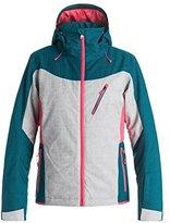 Roxy SNOW Women's Sassy Slim Fit Jacket