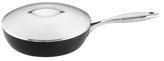 "Scanpan Professional 10.25"" Saute Pan with Egg Poacher"