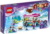 Lego Friends Snow Resort Hot Chocolate Van