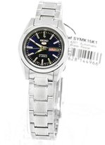 Seiko Women's 5 Automatic SYMK15K Stainless-Steel Automatic Watch
