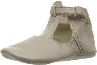 Robeez Baby-Girl's T-Strap-First Kicks Crib Shoe