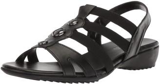 Easy Street Shoes Women's NYLEE Flat Sandal