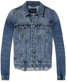 Maison Scotch Denim Jacket - 8 - Blue