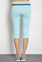 Forever 21 Athletic Yoga Capri Pants