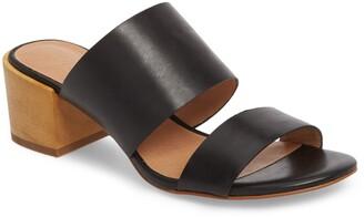 Madewell Kiera Block Heel Slide