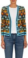 Missoni Women's Checked Mixed-Knit Jacket