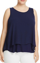 Bobeau Double Layer Tank Top