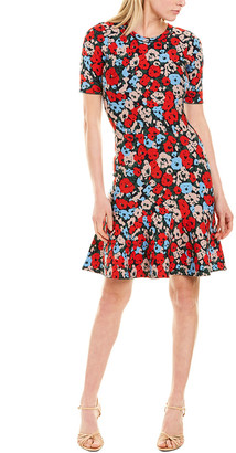 Milly Poppy A-Line Dress