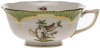 Herend Rothschild Bird Green Motif 03 Tea Cup