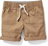 Old Navy Pull-On Utility Shorts for Baby