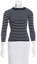 Nlst Wool Striped Sweater
