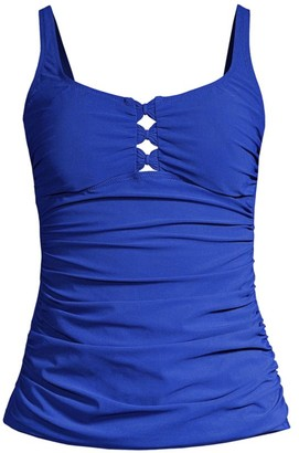 Gottex Swim Bow Detail Tankini Top