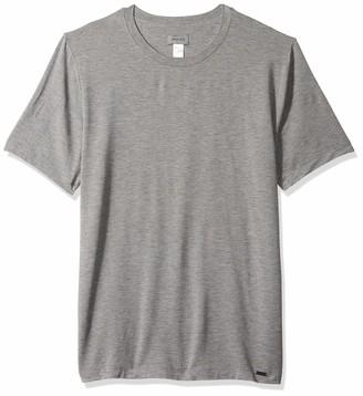 Hanro Men's Casuals Short Sleeve Shirt