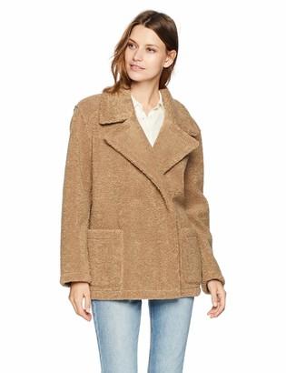 Velvet by Graham & Spencer Women's Yoko lux Sherpa Jacket
