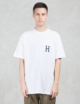 HUF Classic H Pocket S/S T-Shirt