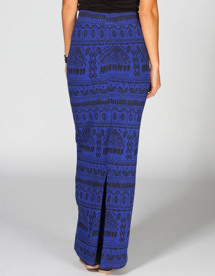 Element Tammy Maxi Skirt