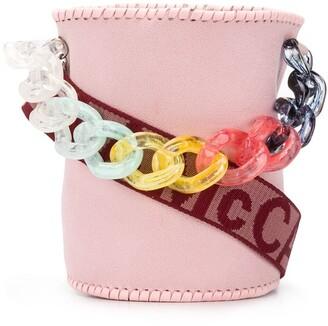 Stella McCartney chain strap bucket bag