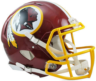 Redskins Riddell Washington Speed Authentic Helmet