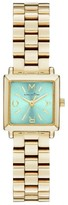 Marc by Marc Jacobs MBM3289 Mint Dial Stainless Steel Womens Watch