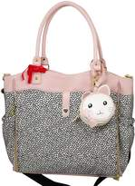 Betsey Johnson North/South Roll Out Diaper Tote by