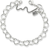 James Avery Jewelry James Avery Sterling Silver Connected Hearts Charm Bracelet